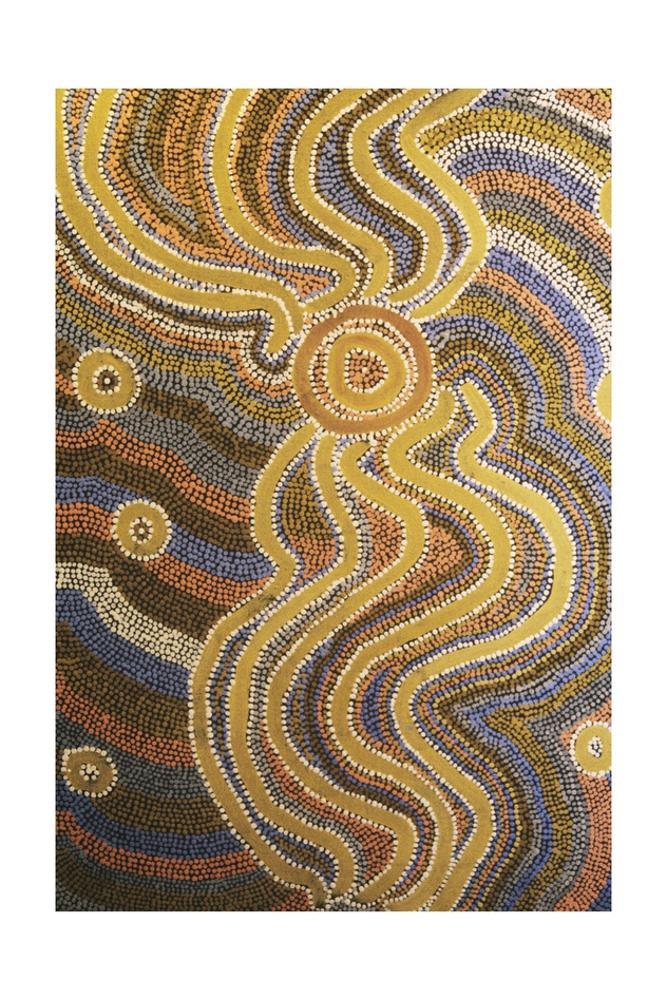 Australia Aboriginal Art Prints By Irina Solatges At Allposters Com