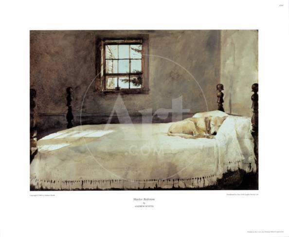 andrew wyeth master bedroom master bedroom print by andrew wyeth at 14018